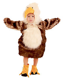 Toddler Bald Eagle Costume