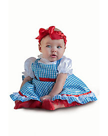 baby dorothy costume the wizard of oz