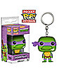 TMNT Donatello Keychain - Teenage Mutant Ninja Turtles