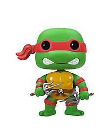 TMNT Raphael Pop Figure - Teenage Mutant Ninja Turtles