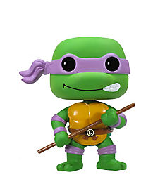 TMNT Donatello Pop Figure - Teenage Mutant Ninja Turtles