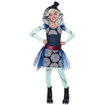 Kids Clawdeen Wolf Costume - Monster High: Frights, Camera, Action ...