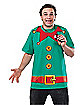 Adult Elf Christmas T Shirt