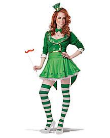 Adult Lady Leprechaun Costume