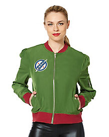 Adult Boba Fett Bomber Jacket - Star Wars