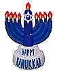 3.5 Ft Hanukkah Menorah Inflatable