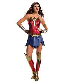 Wonder Woman Costume | Wonder Woman Corset - Spirithalloween.com