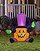 3 Ft Pumpkin Inflatable - Decorations