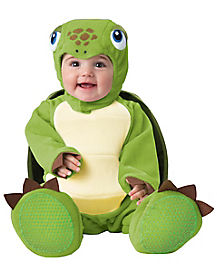 Baby Lil Turtle Costume