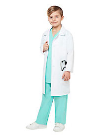 Kids Doctor Scrubs
