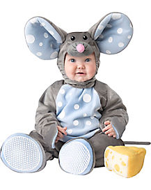 Baby Lil Mouse One Piece Costume