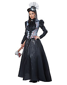 Gothic Beauties Halloween Costumes - Spirithalloween.com