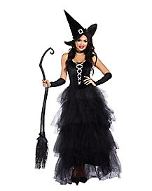Adult Spellbound Witch Costume  sc 1 st  Spirit Halloween & Scary u0026 Fun Witch Halloween Costumes - Spirithalloween.com