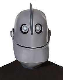 The Iron Giant Mask - The Iron Giant