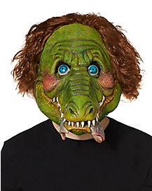 Adult Ali Gator Mask - Garbage Pail Kids