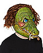 Adult Ali Gator Full Mask - Garbage Pail Kids