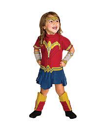 Toddler Wonder Woman Costume - DC Comics