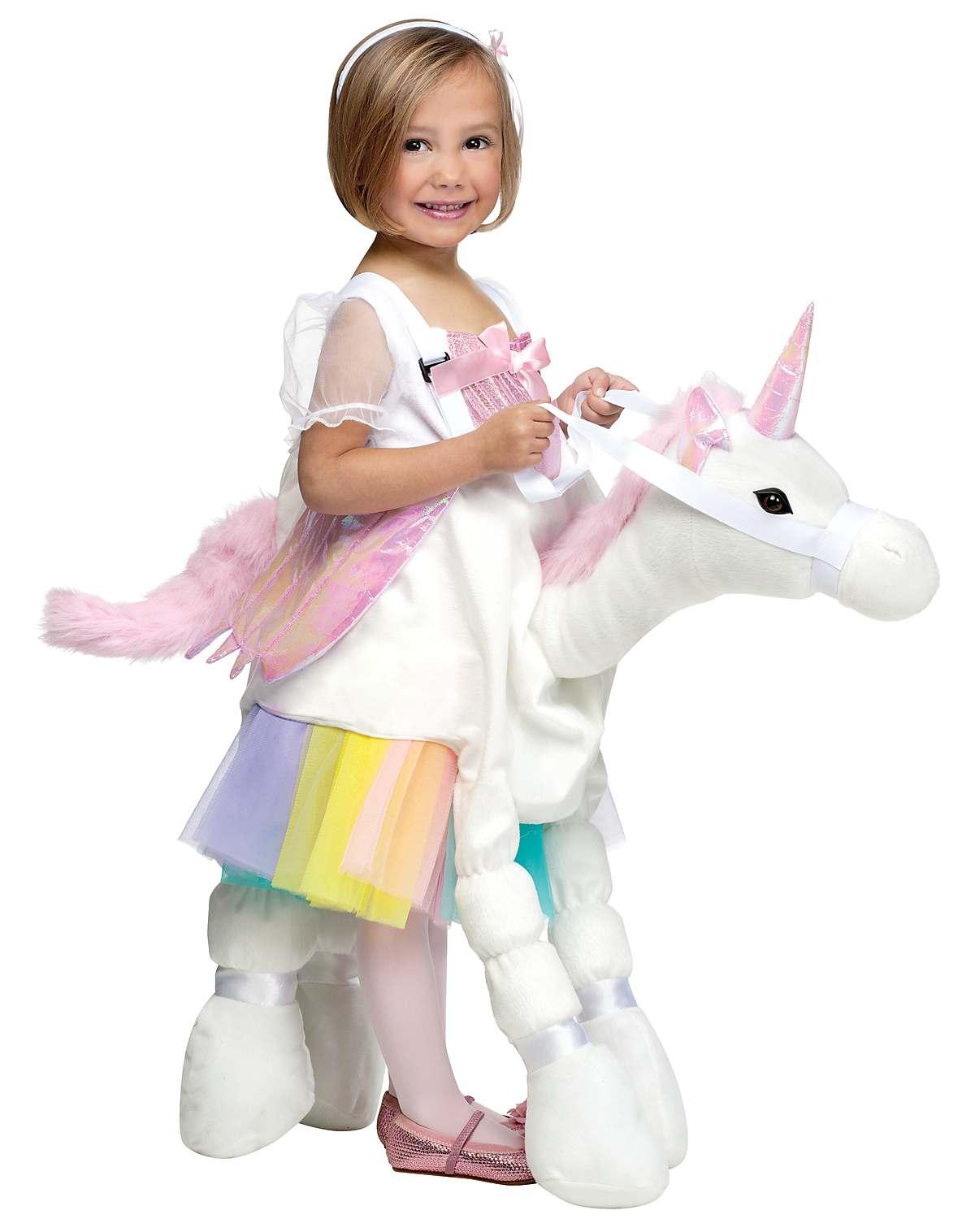 Kids Unicorn Costumes for Halloween