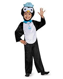 Toddler Peso Penguin One Piece Costume - Octonauts