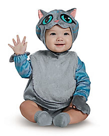 Baby Cheshire Cat Costume - Alice in Wonderland