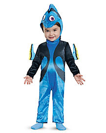 Baby Dory One Piece Costume - Finding Dory
