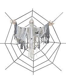 6 Ft Spider Prey - Decorations
