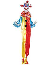 5 Ft Hanging Clown Animatronics - Decoration
