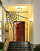 2.3 Ft Corner Spider Web - Decorations