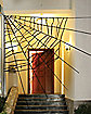 5 Ft Corner Spider Web - Decorations
