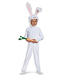 Kids Snowball Costume Deluxe - The Secret Life of Pets