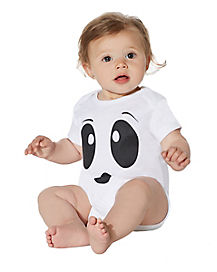 Baby Ghost One Piece Costume