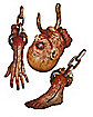 Severed Body Part Cutouts - Decorations