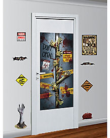 Zombie Decor Kit - Decorations