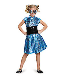 Kids Bubbles Costume - The Powerpuff Girls