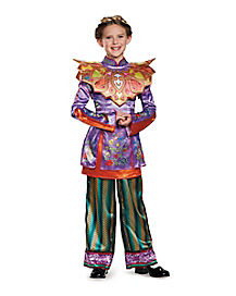 Kids Alice Costume Deluxe - Alice Through the Looking Glass