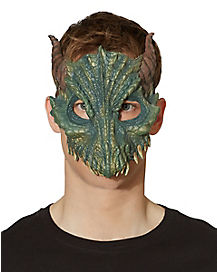 Dragon Half Mask
