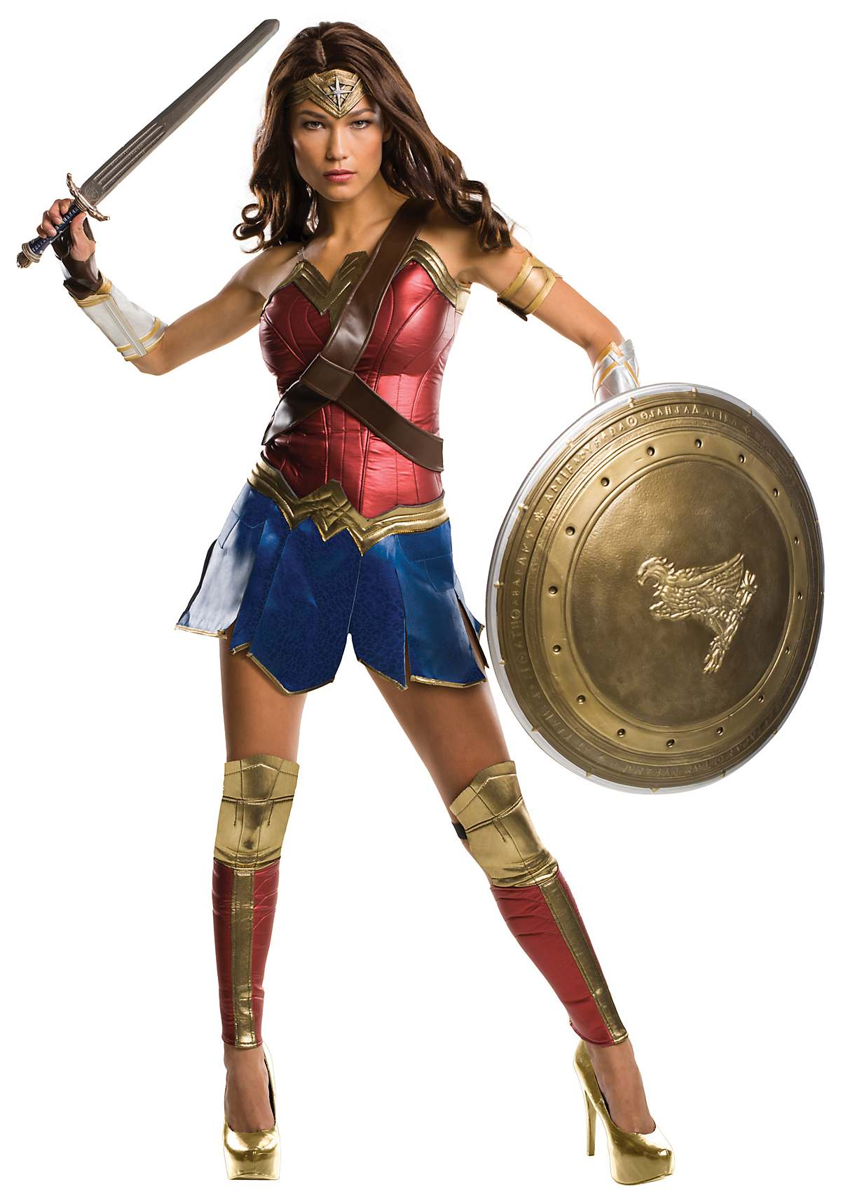 Theatrical Wonder Woman Costume