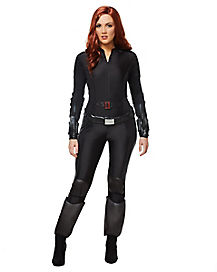 Adult Black Widow Costume - Captain America: Civil War