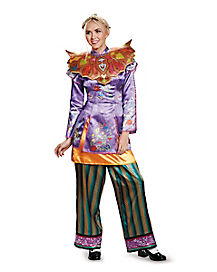 Adult Alice Costume Deluxe - Alice Through the Looking Glass