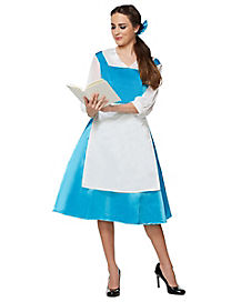 9d8bf7f142 Beauty and the Beast   Belle Halloween Costumes - Spirithalloween.com