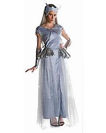 Adult Freya Costume Deluxe - Huntsman Winters War