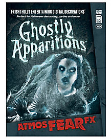 Ghostly Apparitions SD Card -  Decorations