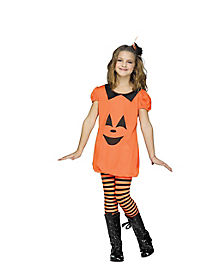 Kids Pumpkin Tunic