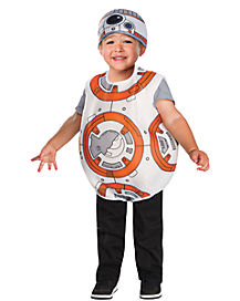 Toddler BB-8 Costume – Star Wars: The Force Awakens