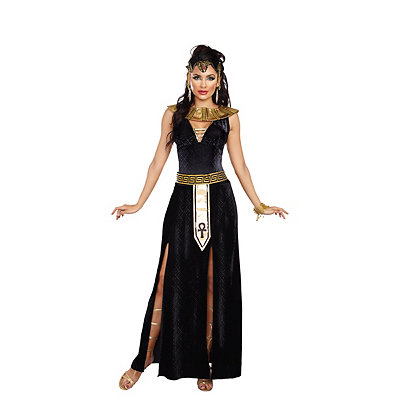 Roaring 20s Costumes- Cheap Flapper Dresses, Gangster Costumes Adult Exquisite Cleo Costume $54.99 AT vintagedancer.com