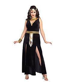 Adult Exquisite Cleo Plus Size Costume  sc 1 st  Spirit Halloween & Womenu0027s Plus Size Halloween Costumes for 2018 - Spirithalloween.com