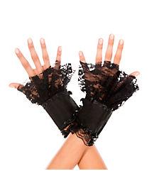 Lace Wrist Cuffs