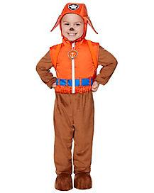 Toddler Zuma Costume - PAW Patrol