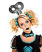 Wind Up Doll Head Piece