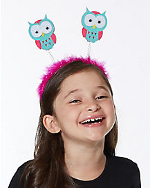 Kids Owl Bopper and Wand